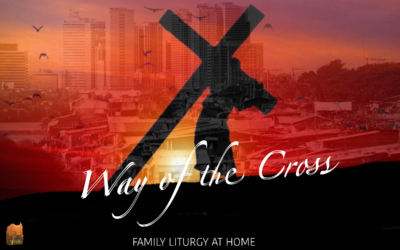 Way of the Cross Family Liturgy at Home