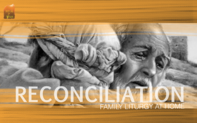 Reconciliation Family Liturgy at Home